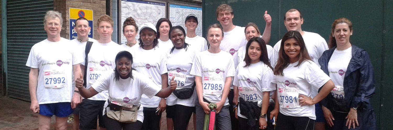 London 10K Run 2014