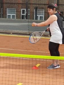 Sara tennis