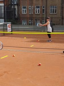 Sarah tennis